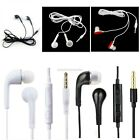 3.5mm In-ear Headset Headphone Earphone Earbuds For Samsung S3 4 iPhone MP3 HOT