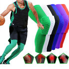Youth Pad Honeycomb Basketball Leg Support Knee Long Sleeve Braces Support  SFC