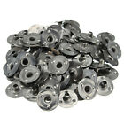 20 / 50  -   12.5mm x 2.5mm  Dark Silver Sustainer Wick Tabs