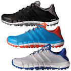 Adidas Golf Mens Climacool ST Golf Shoes Lightweight Breathable Flexible