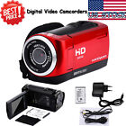 "720P 2.8"" TFT LCD Digital Camcorder Video Recorder Camera 16x Digital ZOOM DV US"