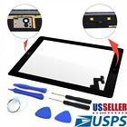 Touch Screen Digitizer Replacement For Apple iPad 2 3 4 Air mini Black White US