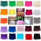 100cm x 80cm Tulle Tutu Table Skirt for Wedding Party Baby shower Decor 22 Color