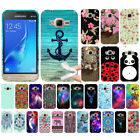 "For Samsung Galaxy J1 Mini Prime J106 4"" Design TPU SILICONE Soft Case Cover"