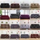 US Ship Stretch Chair Sofa Covers 1 2 3 4 Seater Protector Couch Cover Slipcover