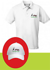 Lawn Bowls Funny White Baseball Cap Or Polo Shirt Its The Way I Roll ! Gift