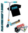 Madd Gear MGP VX7 Pro Scooter Teal/Orange + Free MGP T-Shirt
