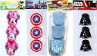 Easter Treat Containers Figural Eggs 3pcs Transformers Minnie Marvel Basket Gift