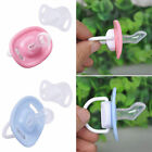 Silicone Newborn Baby Kids Orthodontic Dummy Pacifier Infant Teat Nipple Soother