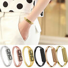 For Fitbit Flex 2!Fashion SS Steel Replacement Bracelet Wristband Bangle Strap
