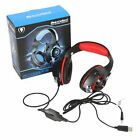 GM-1 Gaming Headset With Mic Volume Control Surround Stereo For PC Laptop Xbox