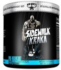 Iron Addicts CT Fletcher SIDEWALK KRAKA Pre Workout Energy Pump Focus 30 serving