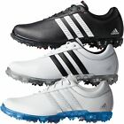 Adidas 2017 Adipure Flex Mens Spikes Waterproof Leather Golf Shoes Wide Fitting