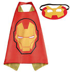hot Superhero Cape    (1 cape+1 mask) set for kids birthday party favors and*ideas