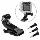 EEEKit Vertical Surface J-Hook Buckle Mount+Screw for GoPro SJCam Action Camera