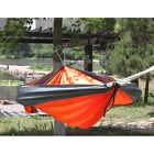 MILE Portable Outdoor Travel Swing Hanging Bed Parachute Nylon Camping Hammock