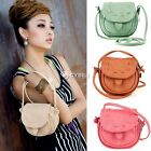Fashion Women Leather Messenger Crossbody Shoulder Bag Lady Satchel Handbag Tote