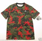 Polo Sport Ralph Lauren Boys S/S Green Camo Multi Color T-Shirt