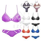 Brazilian Lady Padded Push-up Bikini Set Swimsuit Beachwear Swimwear CABK0086