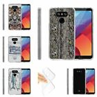 For LG G6 H870 (2017) Slim Flexible Clear TPU Case Outdoor Fishing