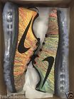 Wmns Nike Flyknit Air Max Black Multi-Color Womens 620659-005 6.5 10