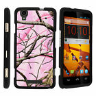 For ZTE Boost Max N9520 Slim Fitted Snap On Case Unique Designs + Stylus Pen