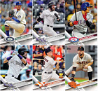2017 Topps Baseball Series 1 - Base Set Cards - Pick From Card #'s 201-350