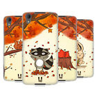 HEAD CASE DESIGNS AUTUMN CRITTERS HARD BACK CASE FOR BLACKBERRY PHONES