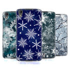 HEAD CASE DESIGNS WINTER PRINTS HARD BACK CASE FOR BLACKBERRY PHONES