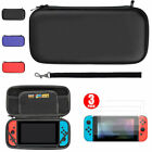EEEKit Carrying Travel Case+Screen Protector For Nintendo Switch, Game Card Bag