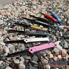 """8 Colors 7.5"""" JOKER ASSISTED STILETTO TACTICAL OUTDOOR FOLDING POCKET EDC KNIFE"""