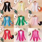 Ladies girls Knitted Floral Crochet Cardigan Knitwear Top fits 36-40 in Europe