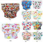 Breathable Adult Pocket Diaper Reusable Bedwetting Health Incontinent Care Pants