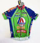 Maia Team Short Sleeve CYCLING JERSEY Made by Inverse
