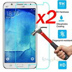 9H HD Tempered Glass Screen Protector Film Cover For Samsung Galaxy S6 S5 S4 S3