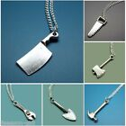 HX 1PC High Quality Mini Tools Pendants Necklace Creative Household M22056