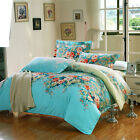 Single Queen King Super Duvet Cover Pillowcase Quilt Cover Bedding Set