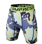 Hot New Sports Apparel Skin Tights Compression Base Men's Running Gym Shorts Lot