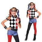 Deluxe Harley Quinn Suicide Squad Children's Girl Costume