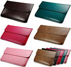 "Luxury ICARER Genuine Leather Bag Sleeve Case Cover ForApple MacBook Air 11""&13"""