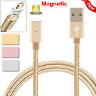 2.4A Micro USB Charging Cable Magnetic Adapter Charger For Samsung For LG 2017