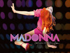 Music Tee - MADONNA CONFESSIONS (BABYDOLL)