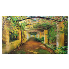 3D Vintage Alley Wallpaper Sticker Living Room Photo Wall Mural Art Background