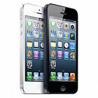 Apple iPhone 5 iPhone 4s 4G LET Smartphone - 16 32 64GB Unlocked Black White WF
