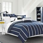 Nautica Knots Bay 3-piece Cotton Comforter Set