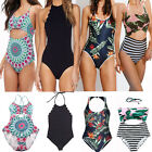 New Women One-Piece Swimsuit Beachwear Swimwear push up monokini bikini Bathing
