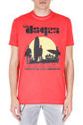 Dsquared T-Shirt Sweatshirt % Surfer MADE IN ITALY Man Reds S74GD0197S20694304-