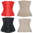 Slimming Body Shaper Waist Cincher Underbust Girdle Corset Boned Shapewear