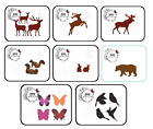 "My Treasured Kutz - L@@K ALL ""Animals"" DIE UNDER 1 LISTING - Easy Shopping!"