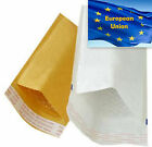 100 pcs Bubble Envelopes Padded Mailers Shipping Self-Seal Bags B/12 A/11 SMAL